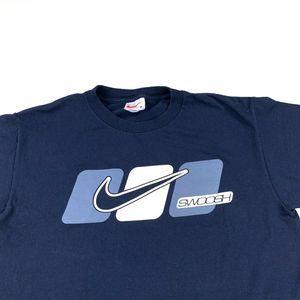 Vintage 90's Nike White Tag Swoosh T-Shirt